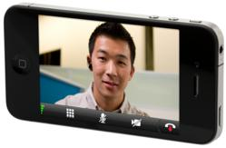 gI 65528 iPhone 4S left Polycom Unveils New Polycom